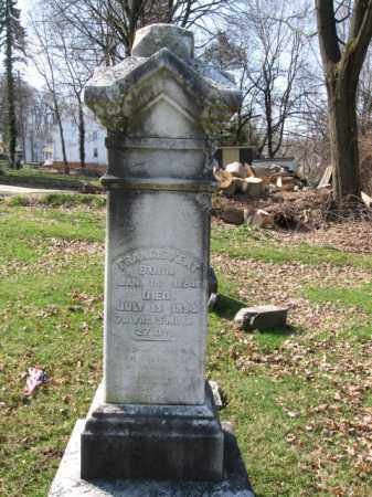 KENT, FRANCIS - Northampton County, Pennsylvania   FRANCIS KENT - Pennsylvania Gravestone Photos