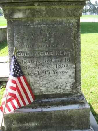 KERN, COLONEL JACOB - Northampton County, Pennsylvania   COLONEL JACOB KERN - Pennsylvania Gravestone Photos