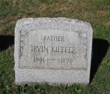 KIEFFER, IRVIN - Northampton County, Pennsylvania | IRVIN KIEFFER - Pennsylvania Gravestone Photos