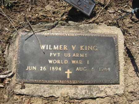 KING (WW I), WILMER V. - Northampton County, Pennsylvania | WILMER V. KING (WW I) - Pennsylvania Gravestone Photos
