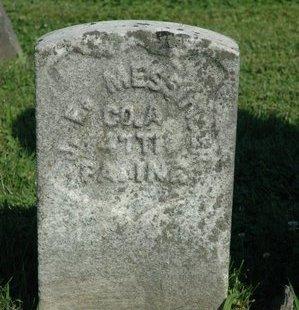 MESSINGER (CW), JOSEPH E. - Northampton County, Pennsylvania | JOSEPH E. MESSINGER (CW) - Pennsylvania Gravestone Photos