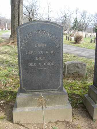 ODENWELDER, ROBERT - Northampton County, Pennsylvania   ROBERT ODENWELDER - Pennsylvania Gravestone Photos