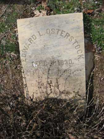 OSTERSTOCK, EDWARD L - Northampton County, Pennsylvania   EDWARD L OSTERSTOCK - Pennsylvania Gravestone Photos