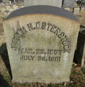 OSTERSTOCK, JOSEPH H. - Northampton County, Pennsylvania   JOSEPH H. OSTERSTOCK - Pennsylvania Gravestone Photos