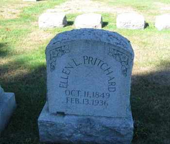 PRITCHARD, ELLEN L. - Northampton County, Pennsylvania | ELLEN L. PRITCHARD - Pennsylvania Gravestone Photos