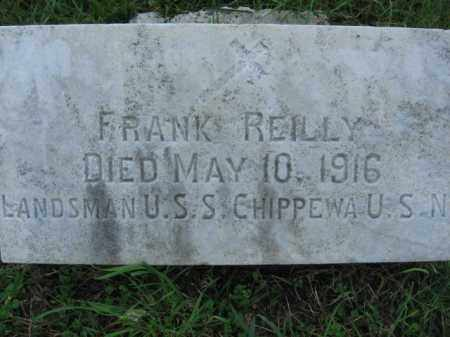 REILLY, FRANK - Northampton County, Pennsylvania | FRANK REILLY - Pennsylvania Gravestone Photos