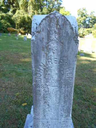 REPSHER, JOHN - Northampton County, Pennsylvania | JOHN REPSHER - Pennsylvania Gravestone Photos