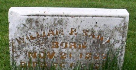 SANDT (CW), WILLIAM P. - Northampton County, Pennsylvania   WILLIAM P. SANDT (CW) - Pennsylvania Gravestone Photos