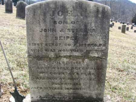 SEIPLE,JR. (CW), SGT. JOEL - Northampton County, Pennsylvania | SGT. JOEL SEIPLE,JR. (CW) - Pennsylvania Gravestone Photos