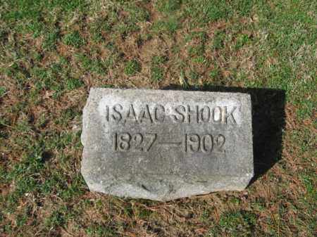 SHOOK, ISAAC - Northampton County, Pennsylvania | ISAAC SHOOK - Pennsylvania Gravestone Photos