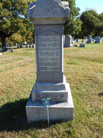 SHOUP (CW), CHARLES - Northampton County, Pennsylvania | CHARLES SHOUP (CW) - Pennsylvania Gravestone Photos