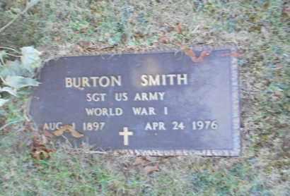 SMITH, BURTON - Northampton County, Pennsylvania | BURTON SMITH - Pennsylvania Gravestone Photos