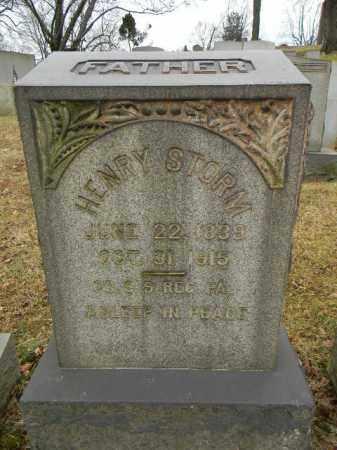 STORM (CW), HENRY - Northampton County, Pennsylvania   HENRY STORM (CW) - Pennsylvania Gravestone Photos