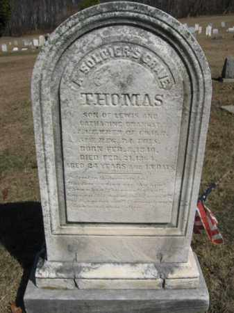 UNANGST  (CW), PVT.THOMAS - Northampton County, Pennsylvania | PVT.THOMAS UNANGST  (CW) - Pennsylvania Gravestone Photos