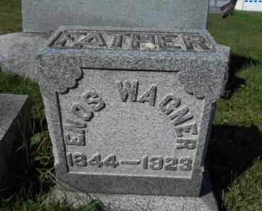 WAGNER, ENOS - Northampton County, Pennsylvania | ENOS WAGNER - Pennsylvania Gravestone Photos