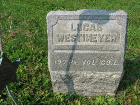 WESTIMEYER, LUCAS - Northampton County, Pennsylvania | LUCAS WESTIMEYER - Pennsylvania Gravestone Photos