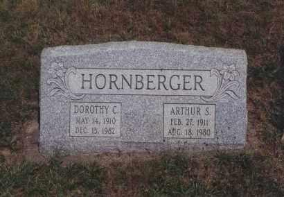 HORNBERGER, DOROTHY C - Northumberland County, Pennsylvania   DOROTHY C HORNBERGER - Pennsylvania Gravestone Photos