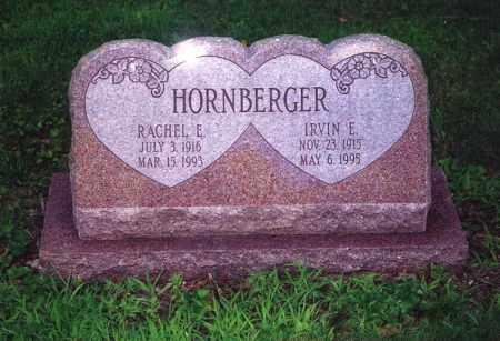 GROW HORNBERGER, RACHEL E - Northumberland County, Pennsylvania | RACHEL E GROW HORNBERGER - Pennsylvania Gravestone Photos