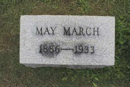 MARCH, MAY - Northumberland County, Pennsylvania | MAY MARCH - Pennsylvania Gravestone Photos