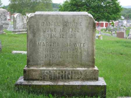 STRINE, MARTHA - Northumberland County, Pennsylvania | MARTHA STRINE - Pennsylvania Gravestone Photos