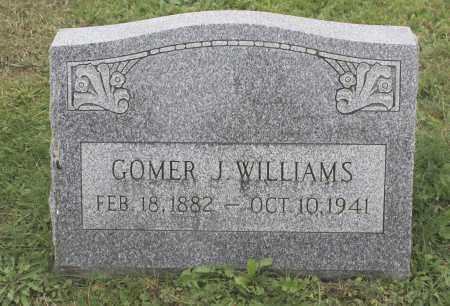 WILLIAMS, GOMER - Northumberland County, Pennsylvania | GOMER WILLIAMS - Pennsylvania Gravestone Photos