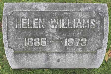 WILLIAMS, HELEN - Northumberland County, Pennsylvania | HELEN WILLIAMS - Pennsylvania Gravestone Photos