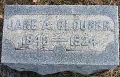CLARK CLOUSER, JANE ANN - Perry County, Pennsylvania | JANE ANN CLARK CLOUSER - Pennsylvania Gravestone Photos