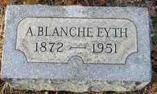 CLOUSER EYTH, A. BLANCHE - Perry County, Pennsylvania | A. BLANCHE CLOUSER EYTH - Pennsylvania Gravestone Photos