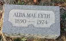 EYTH, ALDA MAE - Perry County, Pennsylvania | ALDA MAE EYTH - Pennsylvania Gravestone Photos