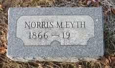 EYTH, NORRIS - Perry County, Pennsylvania | NORRIS EYTH - Pennsylvania Gravestone Photos