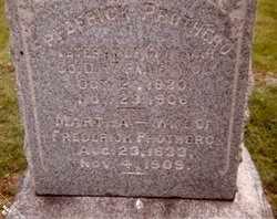 PROTHERO, FREDERICK - Perry County, Pennsylvania | FREDERICK PROTHERO - Pennsylvania Gravestone Photos