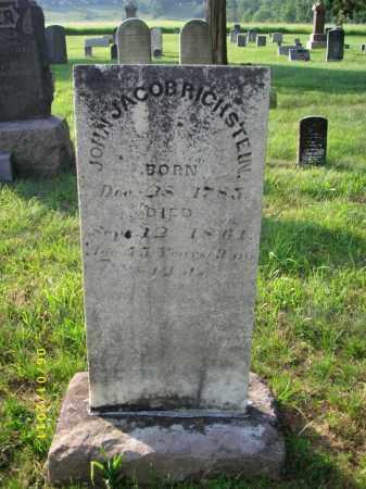 RICHSTEIN, JOHN JACOB - Perry County, Pennsylvania | JOHN JACOB RICHSTEIN - Pennsylvania Gravestone Photos