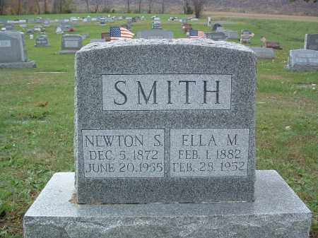 SMITH, NEWTON S. - Perry County, Pennsylvania | NEWTON S. SMITH - Pennsylvania Gravestone Photos