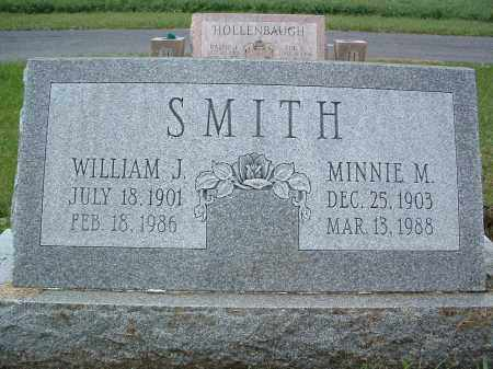 SMITH, MINNIE M. - Perry County, Pennsylvania | MINNIE M. SMITH - Pennsylvania Gravestone Photos