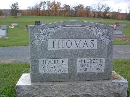 THOMAS, MILDRED M. - Perry County, Pennsylvania   MILDRED M. THOMAS - Pennsylvania Gravestone Photos