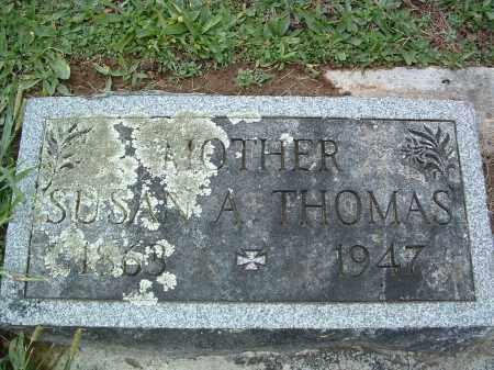 THOMAS, SUSAN A. - Perry County, Pennsylvania   SUSAN A. THOMAS - Pennsylvania Gravestone Photos