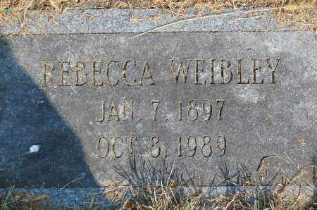 BLANKMEYER WEIBLEY, REBECCA - Perry County, Pennsylvania   REBECCA BLANKMEYER WEIBLEY - Pennsylvania Gravestone Photos