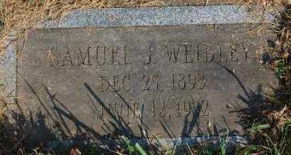 WEIBLEY, SAMUEL J. - Perry County, Pennsylvania | SAMUEL J. WEIBLEY - Pennsylvania Gravestone Photos