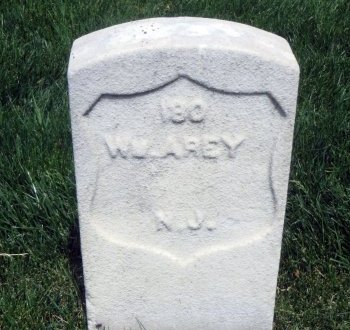 AREY (CW), WILLIAM - Philadelphia County, Pennsylvania | WILLIAM AREY (CW) - Pennsylvania Gravestone Photos
