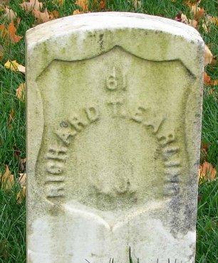 EARLING (CW), RICHARD T. - Philadelphia County, Pennsylvania | RICHARD T. EARLING (CW) - Pennsylvania Gravestone Photos