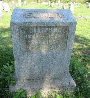 ELMER (CW), JOSEPH N. - Philadelphia County, Pennsylvania | JOSEPH N. ELMER (CW) - Pennsylvania Gravestone Photos