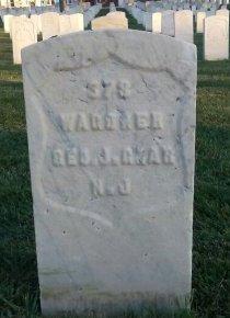 GEAR (CW), GEORGE J. - Philadelphia County, Pennsylvania   GEORGE J. GEAR (CW) - Pennsylvania Gravestone Photos