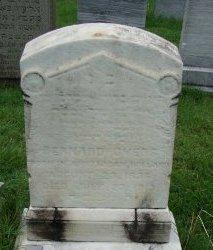 OVERS (CW) AKA TOME, BERNARD  AKA  WILLIAM - Philadelphia County, Pennsylvania | BERNARD  AKA  WILLIAM OVERS (CW) AKA TOME - Pennsylvania Gravestone Photos