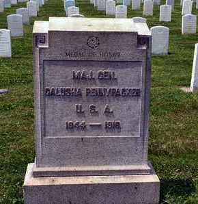 PENNYPACKER (CW), GALUSHA - Philadelphia County, Pennsylvania | GALUSHA PENNYPACKER (CW) - Pennsylvania Gravestone Photos