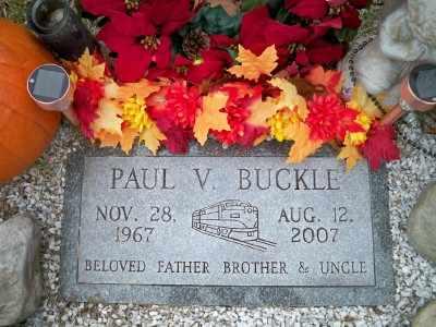BUCKLE, PAUL V. - Pike County, Pennsylvania   PAUL V. BUCKLE - Pennsylvania Gravestone Photos
