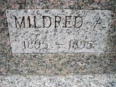 DOTEY, MILDRED A. - Pike County, Pennsylvania | MILDRED A. DOTEY - Pennsylvania Gravestone Photos