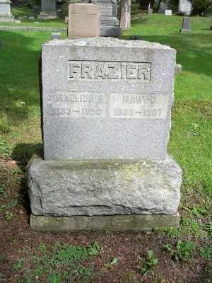 FRAZIER, MARY JANE - Pike County, Pennsylvania | MARY JANE FRAZIER - Pennsylvania Gravestone Photos
