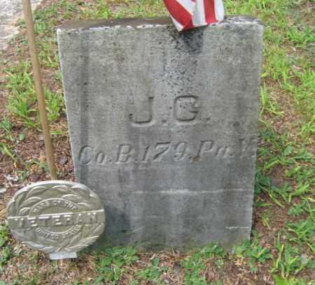 GUNN (CW), JESSE - Pike County, Pennsylvania | JESSE GUNN (CW) - Pennsylvania Gravestone Photos