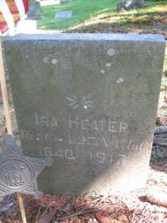 HEATER  (CW), IRA W. - Pike County, Pennsylvania | IRA W. HEATER  (CW) - Pennsylvania Gravestone Photos