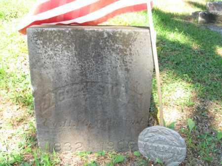 SHAFER (SHAFFER) (CW), JACOB H. - Pike County, Pennsylvania | JACOB H. SHAFER (SHAFFER) (CW) - Pennsylvania Gravestone Photos